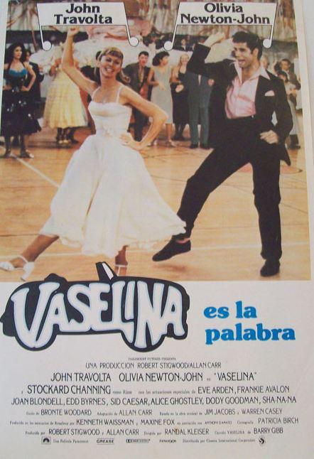 vaselina poster