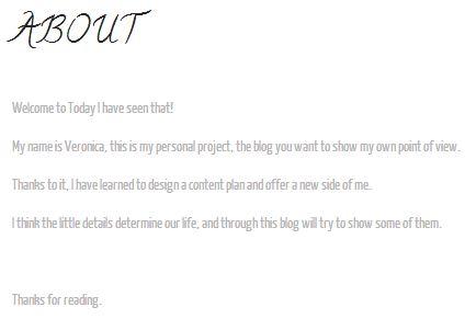 blog english