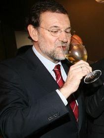 rajoy vino blanco